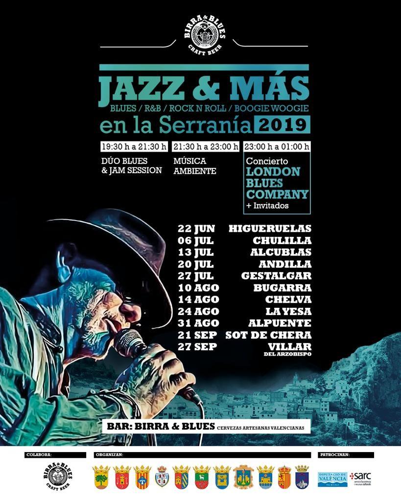 """[:es]Festival de Jazz La Serranía """"JAZZ & MÁS""""[:]"""